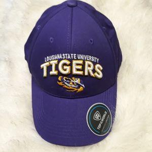 NWT Louisiana State University baseball hat